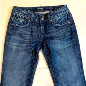 Vigoss Women's Blue Jeans Size 25
